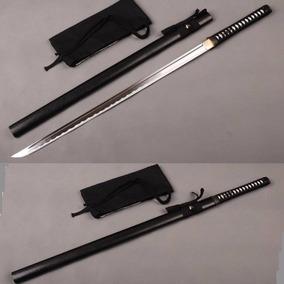 Espada Katana Reta Ninja Samurai Guerreiro
