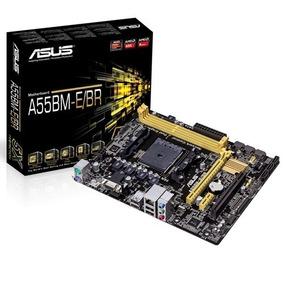 Placa-mãe Asus A55bm-e/br + Amd Proc. A4-4000 - Sem Vídeo