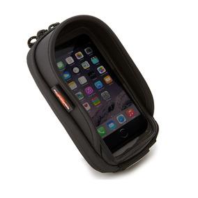 Soporte Porta Celular Para Manubrio Moto Iphone 6 7 8 X Plus