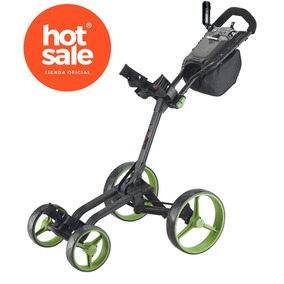 Rieragolf Carro Manual Golf Big Max 4 Wheeler 30%off Liquid