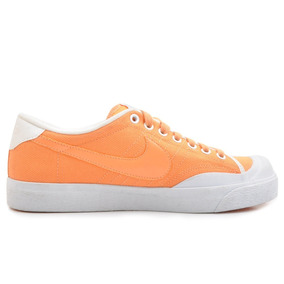 Tenis Nike All Court 417721-805 Naranja
