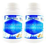 Glucosamina & Condroitina C/ Msm 180 Capsules + 60 De Brinde