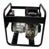 6349688950a Gerador A Diesel 2200w 2.2kva Partida Manual Seminovo Toyama