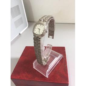 c34a7c0fadd Relogio Feminino Backer Quartz - Relógios no Mercado Livre Brasil