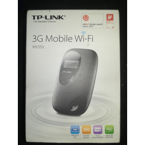 Modem Wifi Inalambrico Portátil Tplink M5350 (70 Trump)