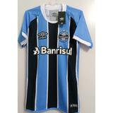Camisa Grêmio Masculina em Rio Grande do Sul no Mercado Livre Brasil 2822fd95fec4a