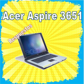 Repuestos Acer Aspire 3651 Laptop Piezas Partes Original
