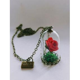 Collar Rosa De El Principito ¡envio Gratis!