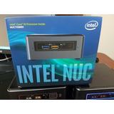 Mini Pc Intel Nuc7i5bnh (i5, 500gb Dd, 4gb Mem, Win10)
