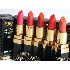 22a48642636 Batons Chanel Rouge Coco Hydrating Crème Lip Colour