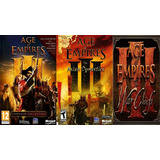 Age Of Empires 3 + Expansiones