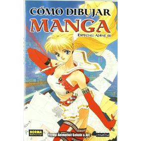 Como Dibujar Manga 1 Especial Anime /cómo Dibujar Manga 1