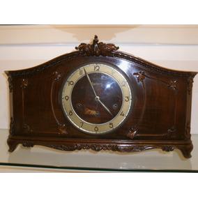 b23106b6c3f Relogio De Mesa Antigo Reguladora - Relógios Antigos no Mercado ...