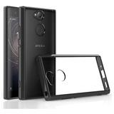 Capa Anti Impacto Sony Xperia Xa2 Ultra H3223+pelicula Vidro
