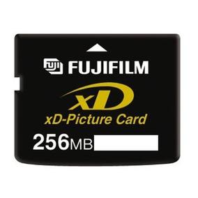 Fujifilm Xd Tarjeta De Memoria 256 Mb