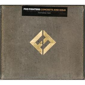 Cd Foo Fighters - Concrete And Gold - Original Lacrado