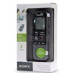 Gravador Digital Voz Sony Px240 4gb Memoria Pronta Entrega