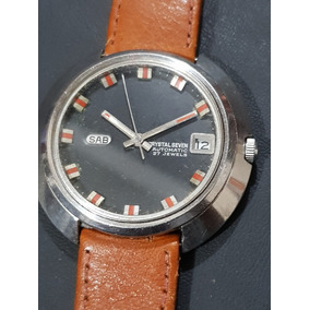 Reloj Crystal Seven Custom Niágara..super Raro Modelo