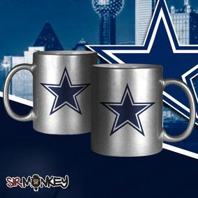 Caneca Dallas Cowboys Prata Nfl - Temos Todos Os Times 302231757d89e
