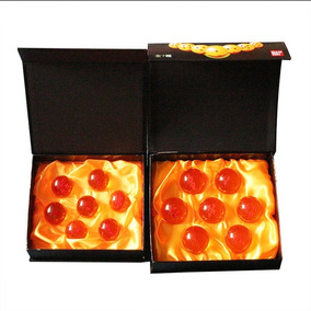 7 Pçs Dragon Ball Z 7 Esferas Do Dragão