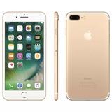 iPhone 7 Apple Plus 32gb Tela Retina Hd 5,5 Ios 10 4g Lte