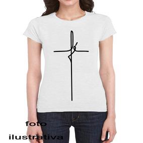 Camiseta Fé Masculino Ou Feminino Evangélica Gospel Fe