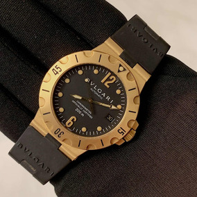 088ef400b68 Relógio Bvlgari no Mercado Livre Brasil