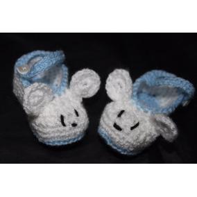 Escarpines Crochet Blanco - Ropa y Accesorios en Mercado Libre Argentina f4361a34794
