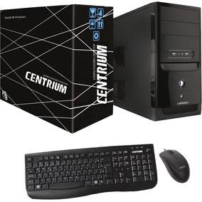 Computador Intel Core I3-7100 4gb Hd 500gb Dvd-rw - Centrium