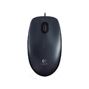 Mouse Com Fio Logitech M90 Preto