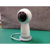Samsung Videocámara Gear 360 4k Blanca - C