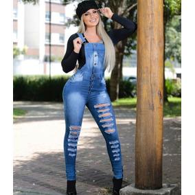 83e242a5c Macacao Feminino Longo - Macacão para Feminino Azul em Vila Maria ...