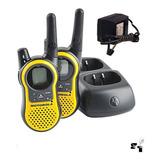 Handies Radio Doble Via Motorola Talkabout Mh230-r