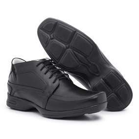 Sapato Masculino Social Couro Tamanho Grande Amarração
