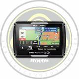 Navegador Gps Moto Multilaser Tracker 4.3 Polegadas Com Nota