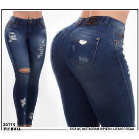 Kit Calça E Bermuda Da Cliente! Pitbull Jeans! 25174 E 24560