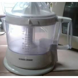 Extractor De Jugo Black & Decker