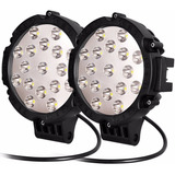 Par Luces Halogenos Led 51w Noche Carro 12v 24v*