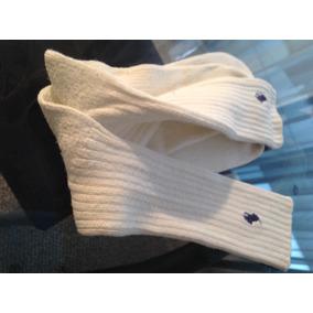 Calcetas Hombre Ralph Lauren,blancas ,usadas