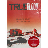 Box Dvd True Blood ( 1ª A 6ª Temporadas)