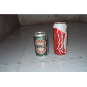 Antiguas Cervezas En Lata Selladas