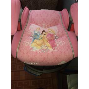Silla Para Carro Graco Booster Nueva Disney Princesa