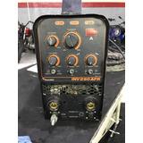 Maquina De Solda Tig E Eletrodo Revestido Brasolda Inv250afr