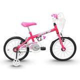 Bicicleta Track Monny Infantil Aro 16