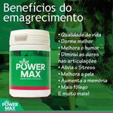 Powermax Emagrecedor Fitoterapico 100%natutal