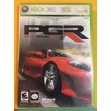 Juego Project Gotham Racing 3 Xbox 360 En Buenas Condiciones