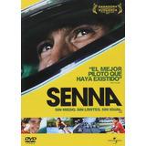 Senna Ayrton Senna Pelicula Documental Dvd