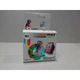 Cartucho Max Color Mci-656a Para Hp X 10 Unidades