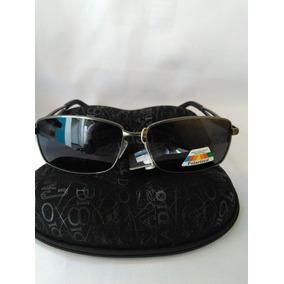38b0e90f8d6ec Óculos De Sol Masculino Lente Preta Armação De Ferro Fumê. R  189 99