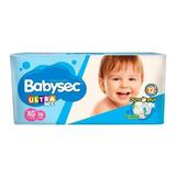 Pañales Babysec Xg Baby Sec Ultrasec Hiperpack 36 U Talle Xg